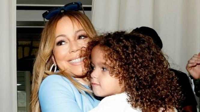 Mariah Careys Son Moroccan, Ordered a Dog Online