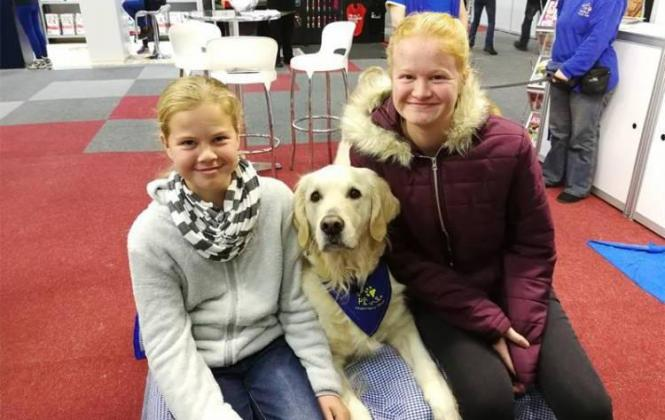 Visitors enjoys World of Dogs and Cats (WODAC) pet expo